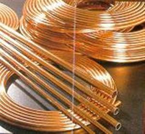 各种规格紫铜管