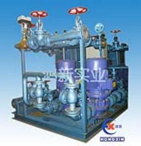高效节能板式换热器机组