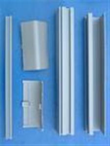 風管法蘭,PVCU、F型法蘭
