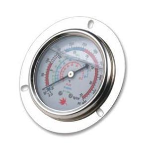 油压表;冷冻机组高低压油表