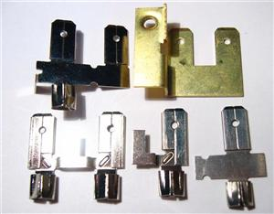 空调,冷箱起动器接线端子五金件