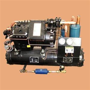 壳管式换热器、冷媒、机组