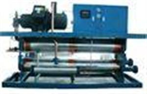 地温中央空调-水源热泵机组