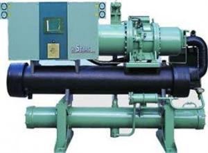 水源热泵冷水机组