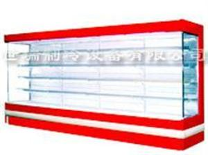 分体式风幕柜