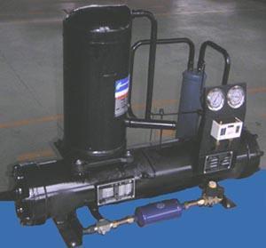 水冷压缩冷凝机组