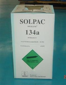 德国苏威R134a环保制冷剂