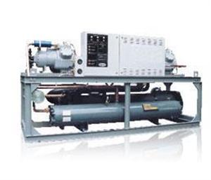 水源热泵冷(热)水机组
