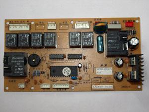 空调通用柜机控制板(液晶款)