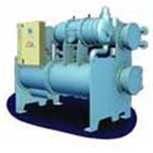 富田地(水)源热泵空调系统