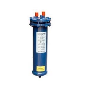 SPLY带法兰空调用油分离器