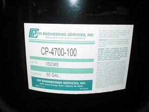 CPI油 冷冻机油