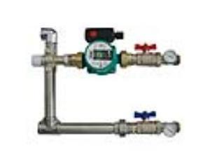 A1203地暖混水器
