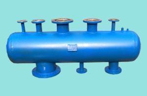 普通钢板分集水器