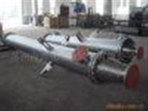 钛列管式换热器
