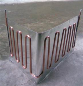 冰柜蒸发器