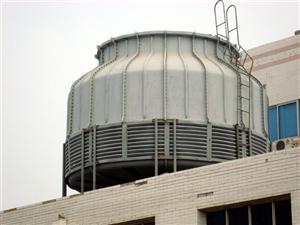 北京圆形逆流式玻璃钢冷却塔