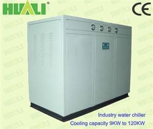 冷水机,水冷箱式工业冷水机