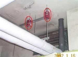 吊管减震器