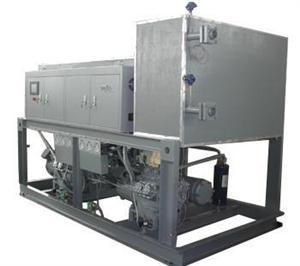 水冷活塞式复叠低温机组
