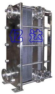 大连供热采暖板式换热器