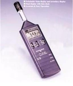 TES-1361温湿度计