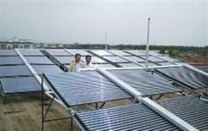 太阳能供暖工程