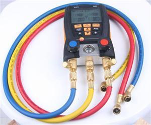 testo 550电子岐管仪