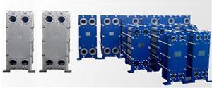 海水育苗养殖钛制板板式换热器