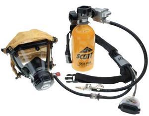 SKA-PAK自给式呼吸器