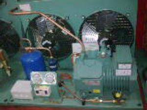 比泽尔机组,比泽尔制冷机组
