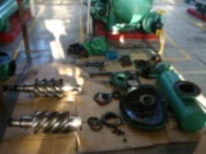 螺杆式压缩机维修