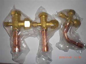 制冷配件空调阀/二通式截止阀