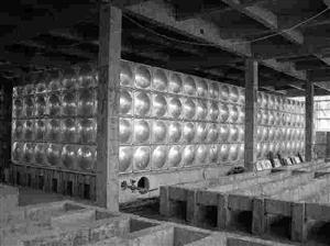 不锈钢水塔,武汉不锈钢水箱厂