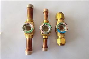 黄铜视液镜 制冷空调配件
