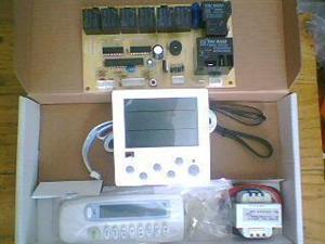 空调柜机控制板