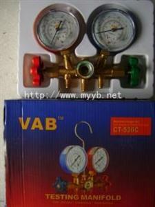 美国旺邦CT-536C冷媒表阀