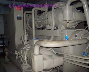 麦克维尔三机头螺杆压缩机维修