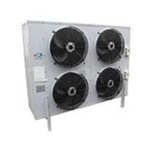 四个风扇立式冷凝器