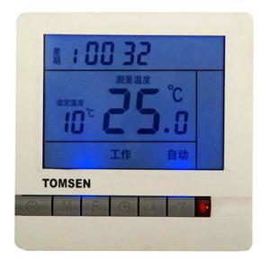 集控系统网络专用型温控器
