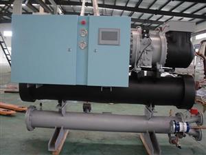 水冷低温-35度工业冷水机