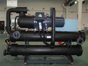 水地源螺杆热泵机组