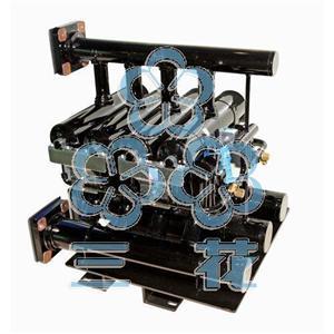 兰柯中央空调系列四通换向阀