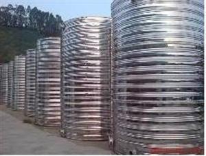 深圳不锈钢保温水塔
