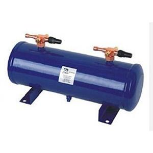 重庆制冷空调配件ZRT型卧式储液器 制冷配件 制冷机组