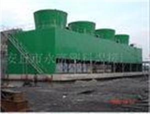 山西沂州玻璃钢冷却塔