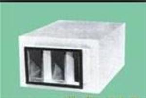 武汉消声器 中央空调消声静压箱