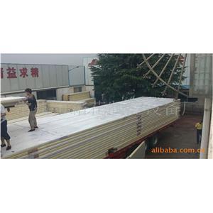 厚度15公分聚氨酯保温板不锈钢板