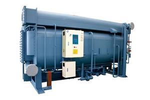 蒸汽型溴化锂吸收式制冷机