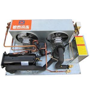 1P-2.5P冷冻冷藏卧式机组